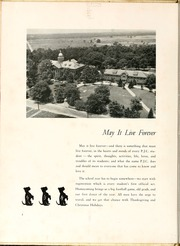 Page 8, 1950 Edition, St Andrews Presbyterian College - Lamp and Shield Yearbook (Laurinburg, NC) online yearbook collection