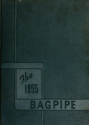 Page 1, 1955 Edition, St Andrews Presbyterian College - Lamp and Shield / Bagpipe Yearbook (Laurinburg, NC) online yearbook collection