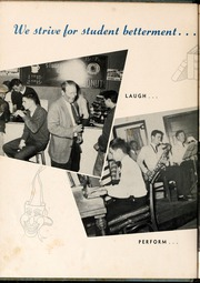 Page 10, 1955 Edition, St Andrews Presbyterian College - Lamp and Shield / Bagpipe Yearbook (Laurinburg, NC) online yearbook collection