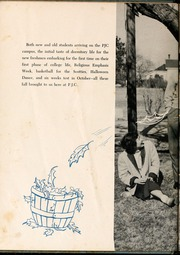 Page 12, 1955 Edition, St Andrews Presbyterian College - Lamp and Shield / Bagpipe Yearbook (Laurinburg, NC) online yearbook collection