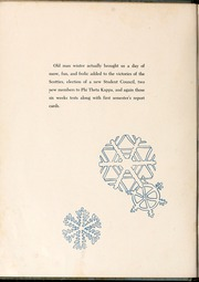 Page 14, 1955 Edition, St Andrews Presbyterian College - Lamp and Shield / Bagpipe Yearbook (Laurinburg, NC) online yearbook collection