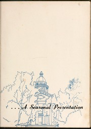 Page 5, 1955 Edition, St Andrews Presbyterian College - Lamp and Shield / Bagpipe Yearbook (Laurinburg, NC) online yearbook collection