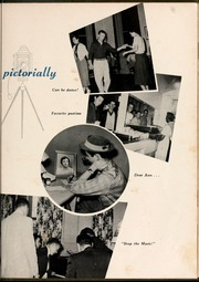 Page 9, 1955 Edition, St Andrews Presbyterian College - Lamp and Shield / Bagpipe Yearbook (Laurinburg, NC) online yearbook collection