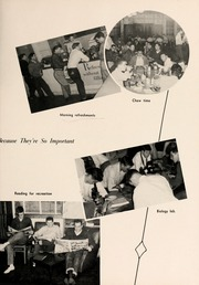 Page 11, 1956 Edition, St Andrews Presbyterian College - Lamp and Shield Yearbook (Laurinburg, NC) online yearbook collection