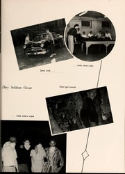 Page 13, 1956 Edition, St Andrews Presbyterian College - Lamp and Shield / Bagpipe Yearbook (Laurinburg, NC) online yearbook collection