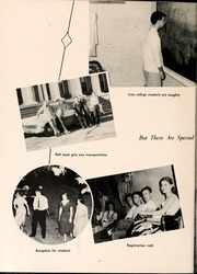Page 14, 1956 Edition, St Andrews Presbyterian College - Lamp and Shield / Bagpipe Yearbook (Laurinburg, NC) online yearbook collection