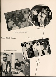 Page 15, 1956 Edition, St Andrews Presbyterian College - Lamp and Shield Yearbook (Laurinburg, NC) online yearbook collection