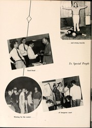 Page 16, 1956 Edition, St Andrews Presbyterian College - Lamp and Shield / Bagpipe Yearbook (Laurinburg, NC) online yearbook collection