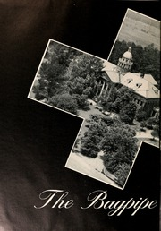 Page 6, 1956 Edition, St Andrews Presbyterian College - Lamp and Shield Yearbook (Laurinburg, NC) online yearbook collection