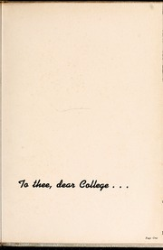 Page 5, 1959 Edition, St Andrews Presbyterian College - Lamp and Shield Yearbook (Laurinburg, NC) online yearbook collection
