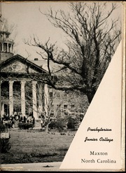 Page 7, 1959 Edition, St Andrews Presbyterian College - Lamp and Shield Yearbook (Laurinburg, NC) online yearbook collection