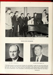 Page 16, 1961 Edition, St Andrews Presbyterian College - Lamp and Shield Yearbook (Laurinburg, NC) online yearbook collection