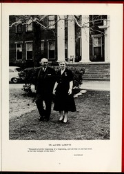 Page 17, 1961 Edition, St Andrews Presbyterian College - Lamp and Shield Yearbook (Laurinburg, NC) online yearbook collection