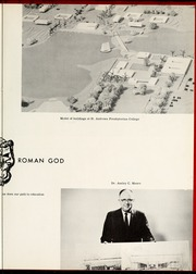Page 9, 1961 Edition, St Andrews Presbyterian College - Lamp and Shield Yearbook (Laurinburg, NC) online yearbook collection