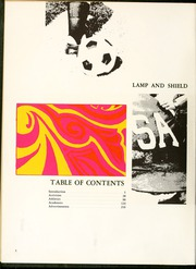 Page 6, 1968 Edition, St Andrews Presbyterian College - Lamp and Shield / Bagpipe Yearbook (Laurinburg, NC) online yearbook collection