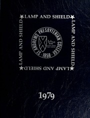St Andrews Presbyterian College - Lamp and Shield / Bagpipe Yearbook (Laurinburg, NC) online yearbook collection, 1979 Edition, Page 1