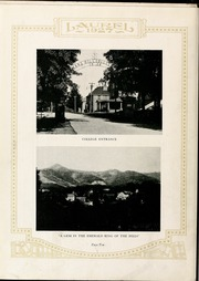 Page 14, 1927 Edition, Mars Hill College - Laurel Yearbook (Mars Hill, NC) online yearbook collection