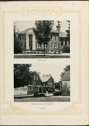 Page 15, 1927 Edition, Mars Hill College - Laurel Yearbook (Mars Hill, NC) online yearbook collection