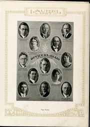 Page 16, 1927 Edition, Mars Hill College - Laurel Yearbook (Mars Hill, NC) online yearbook collection