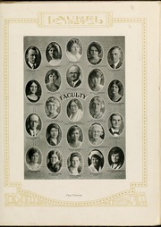 Page 17, 1927 Edition, Mars Hill College - Laurel Yearbook (Mars Hill, NC) online yearbook collection