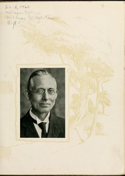 Page 9, 1927 Edition, Mars Hill College - Laurel Yearbook (Mars Hill, NC) online yearbook collection