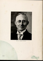 Page 12, 1936 Edition, Mars Hill College - Laurel Yearbook (Mars Hill, NC) online yearbook collection