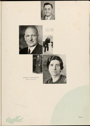 Page 13, 1936 Edition, Mars Hill College - Laurel Yearbook (Mars Hill, NC) online yearbook collection