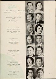 Page 15, 1936 Edition, Mars Hill College - Laurel Yearbook (Mars Hill, NC) online yearbook collection