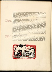 Page 14, 1938 Edition, Mars Hill College - Laurel Yearbook (Mars Hill, NC) online yearbook collection