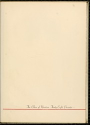 Page 5, 1938 Edition, Mars Hill College - Laurel Yearbook (Mars Hill, NC) online yearbook collection
