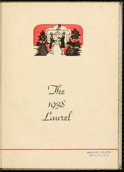 Page 7, 1938 Edition, Mars Hill College - Laurel Yearbook (Mars Hill, NC) online yearbook collection
