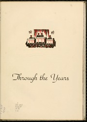 Page 9, 1938 Edition, Mars Hill College - Laurel Yearbook (Mars Hill, NC) online yearbook collection