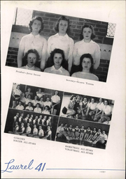 Page 121, 1941 Edition, Mars Hill College - Laurel Yearbook (Mars Hill, NC) online yearbook collection