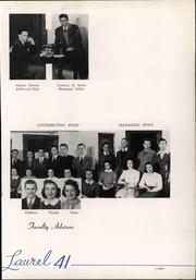 Page 125, 1941 Edition, Mars Hill College - Laurel Yearbook (Mars Hill, NC) online yearbook collection