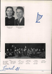 Page 129, 1941 Edition, Mars Hill College - Laurel Yearbook (Mars Hill, NC) online yearbook collection