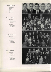 Page 130, 1941 Edition, Mars Hill College - Laurel Yearbook (Mars Hill, NC) online yearbook collection