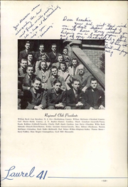 Page 135, 1941 Edition, Mars Hill College - Laurel Yearbook (Mars Hill, NC) online yearbook collection
