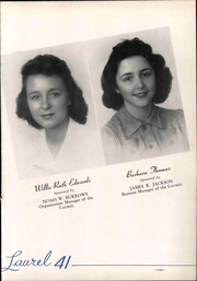 Page 139, 1941 Edition, Mars Hill College - Laurel Yearbook (Mars Hill, NC) online yearbook collection