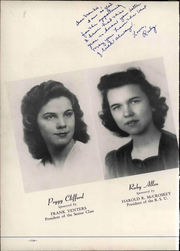 Page 140, 1941 Edition, Mars Hill College - Laurel Yearbook (Mars Hill, NC) online yearbook collection