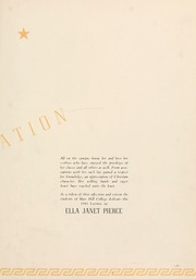 Page 11, 1943 Edition, Mars Hill College - Laurel Yearbook (Mars Hill, NC) online yearbook collection