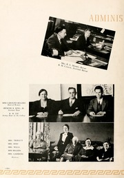 Page 14, 1943 Edition, Mars Hill College - Laurel Yearbook (Mars Hill, NC) online yearbook collection