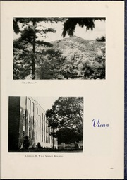 Page 13, 1945 Edition, Mars Hill College - Laurel Yearbook (Mars Hill, NC) online yearbook collection