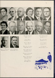 Page 17, 1945 Edition, Mars Hill College - Laurel Yearbook (Mars Hill, NC) online yearbook collection