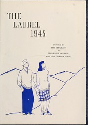 Page 9, 1945 Edition, Mars Hill College - Laurel Yearbook (Mars Hill, NC) online yearbook collection
