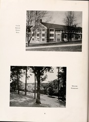 Page 10, 1949 Edition, Mars Hill College - Laurel Yearbook (Mars Hill, NC) online yearbook collection