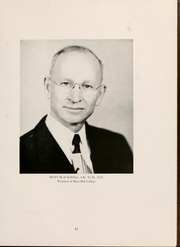 Page 15, 1949 Edition, Mars Hill College - Laurel Yearbook (Mars Hill, NC) online yearbook collection