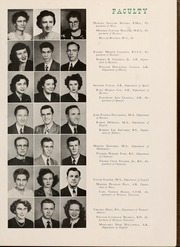 Page 17, 1949 Edition, Mars Hill College - Laurel Yearbook (Mars Hill, NC) online yearbook collection