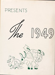 Page 6, 1949 Edition, Mars Hill College - Laurel Yearbook (Mars Hill, NC) online yearbook collection