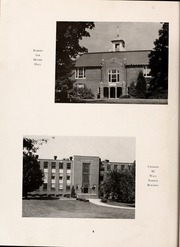 Page 8, 1949 Edition, Mars Hill College - Laurel Yearbook (Mars Hill, NC) online yearbook collection