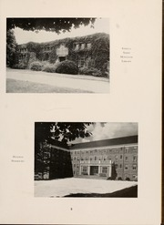 Page 9, 1949 Edition, Mars Hill College - Laurel Yearbook (Mars Hill, NC) online yearbook collection